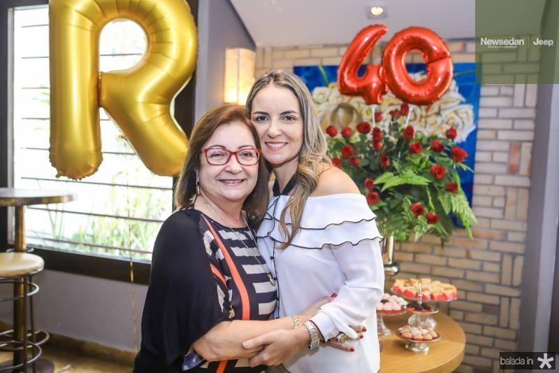 Mana Luna e Raquel Vasconcelos