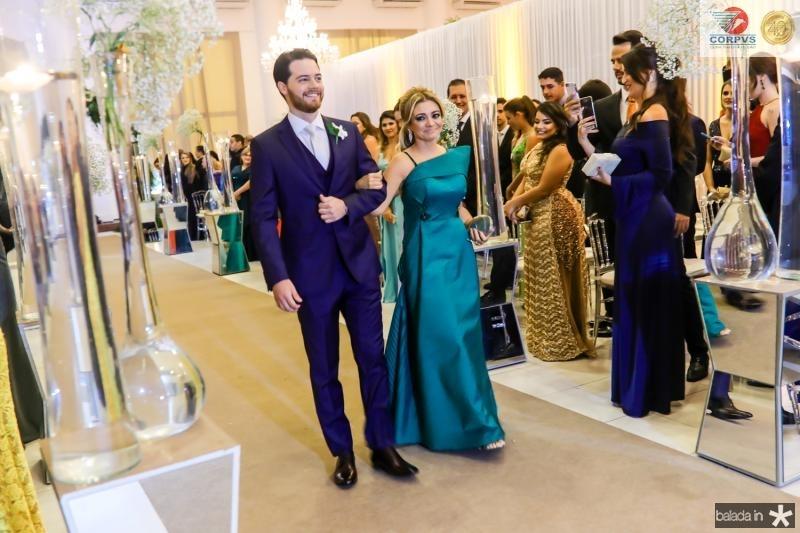 Luiz e Ana Cristina Camelo