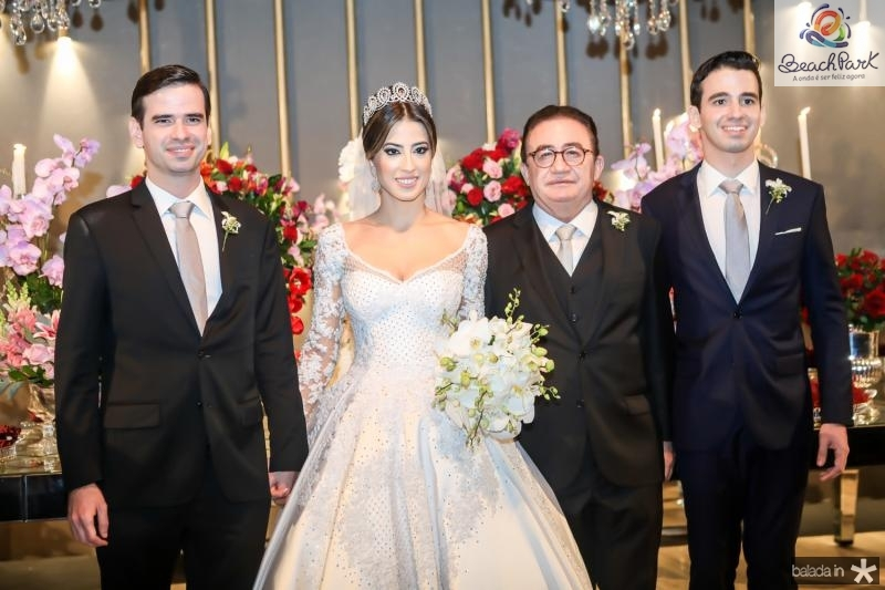 Manoel Filho, Manoella, Manoel e Rodrigo Linhares