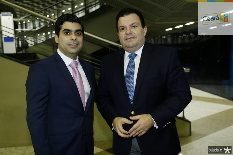 Queiroz Filho e Fernando Ferrer