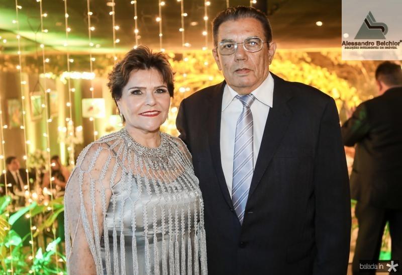Leda e Francisco Saraiva
