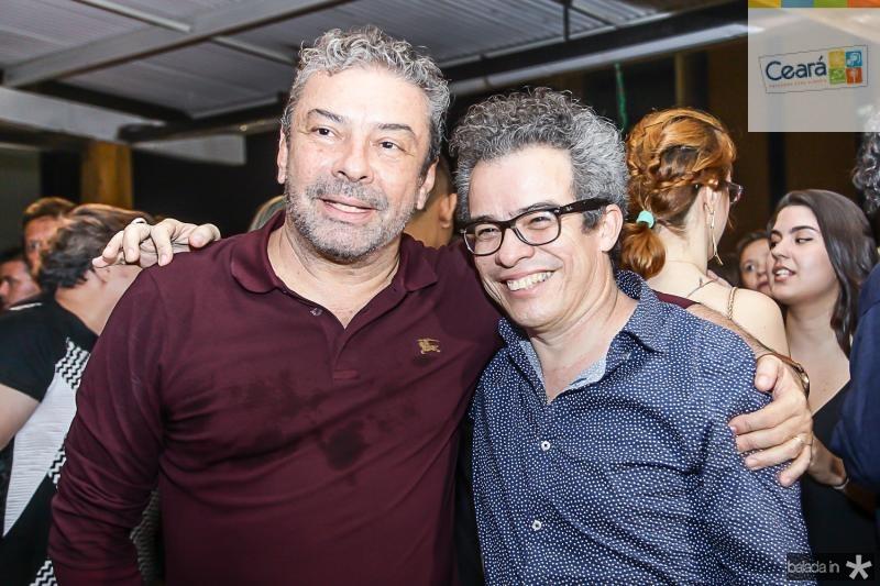 Claudio Silveira e Fabiano Piuba