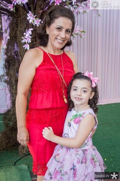 Monica e Isabela Mello
