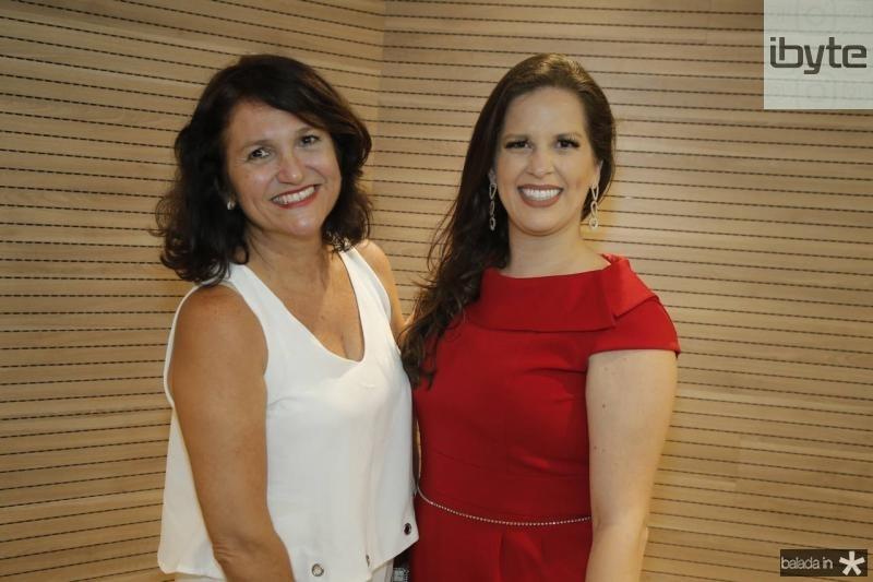 Suely e Sara Teixeira