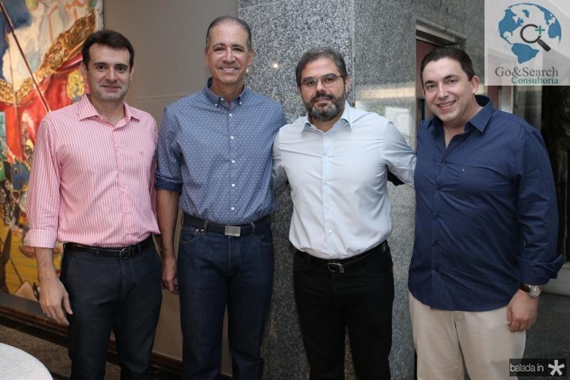 Fernando Gurgel, Regis Medeiros, Edson Neto e Rodrigo Pereira