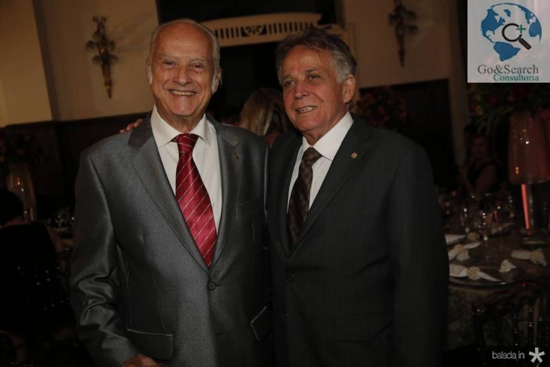 Paulo Barros e Cesar Bertosi