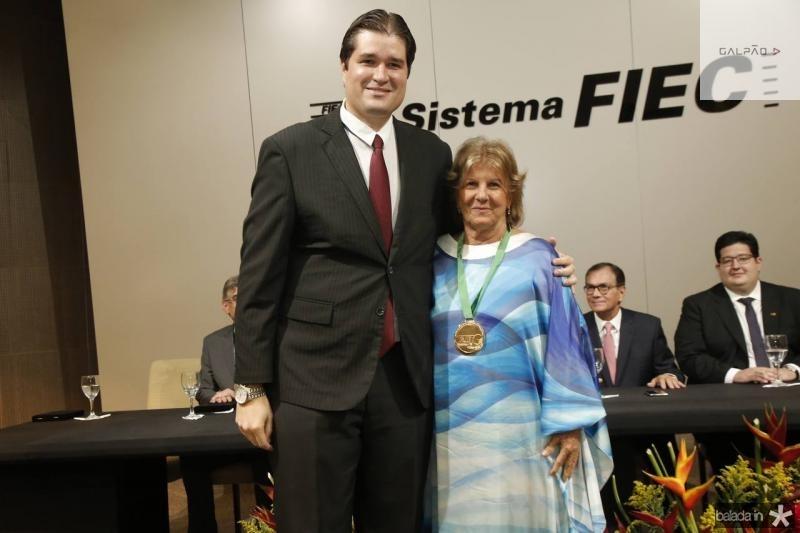 Fernando Laureano e Ana Lucia