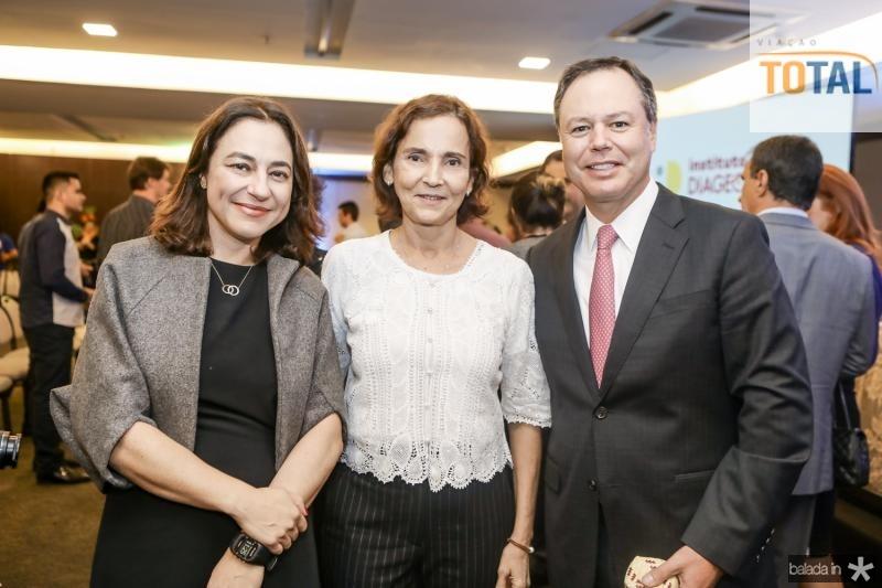 Daniela de Fiori, Izolda Cela e Gregorio Gutierrez