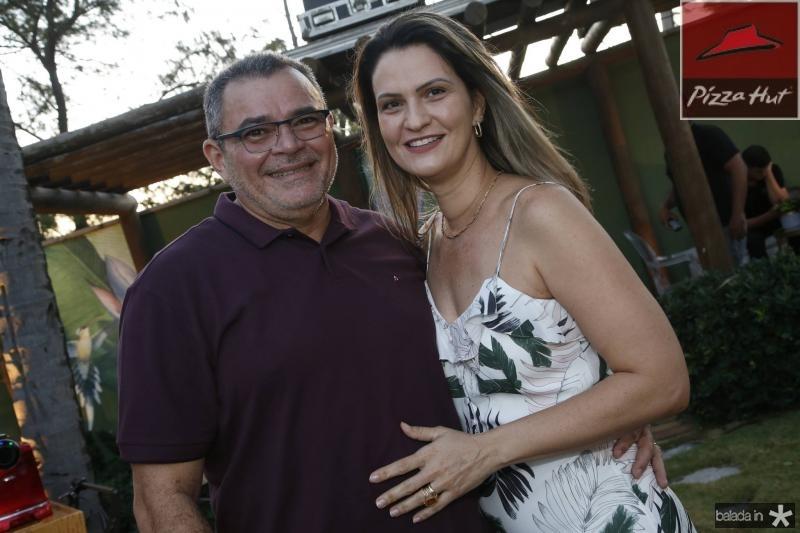 Augusto Matias e Ligia de Paula