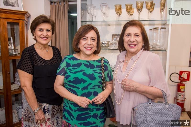 Claudia Mascarenhas, Rita Cruz e Ana dos Santos