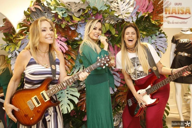 Lea Lopes, Ana Paula Daud e Carol Melo 5