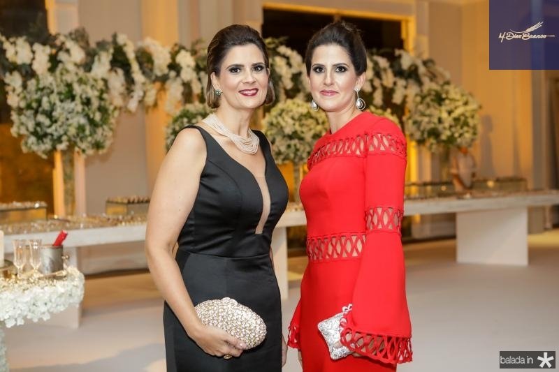 Juliana e Mariana Melo