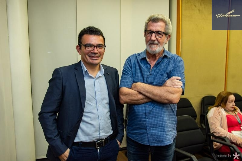 Daniel Fernandes e Joao Bosco