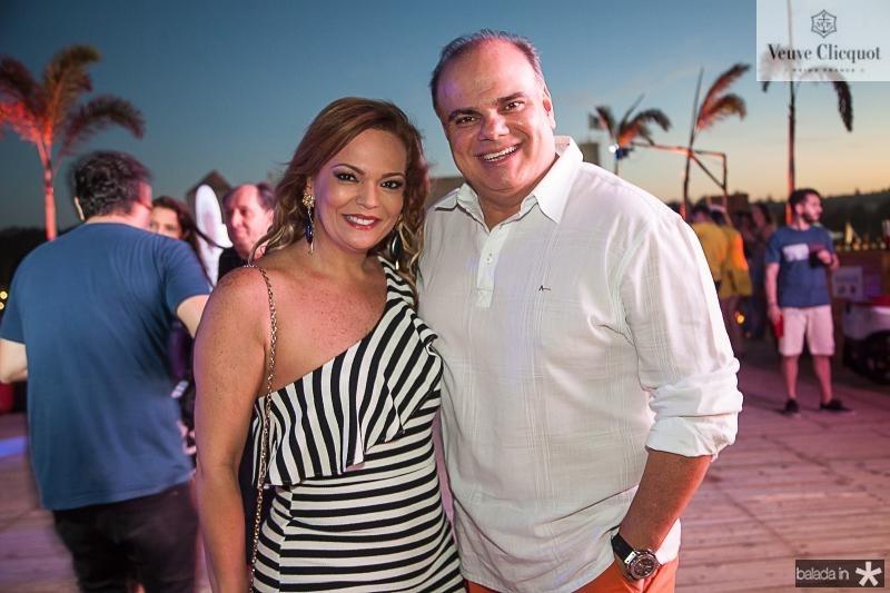 Silvania e Eladio Bayde