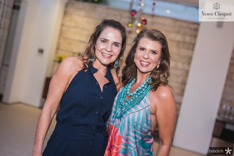 Rafaela Pinto e Alexandra Pinto