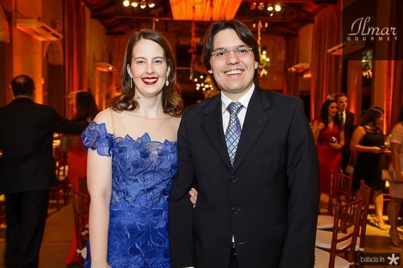 Juliana e Mario Filgueiras