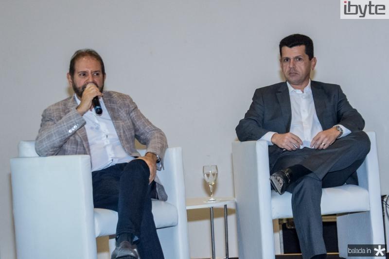 Guilherme Paulus e Erick Vasconcelos