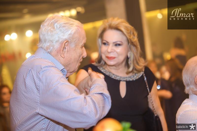 Humberto Bezerra e Iracema do Vale