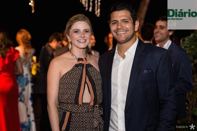 Vanessa e Eduardo Camara