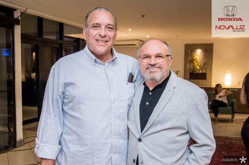 Jorge Fiuza e Ivan Figueiredo