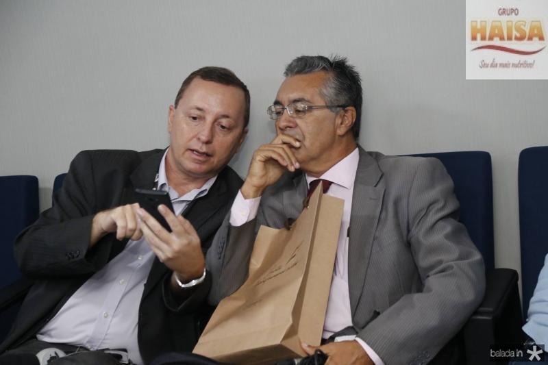 Rogerio Gomes e Ricardo Mota