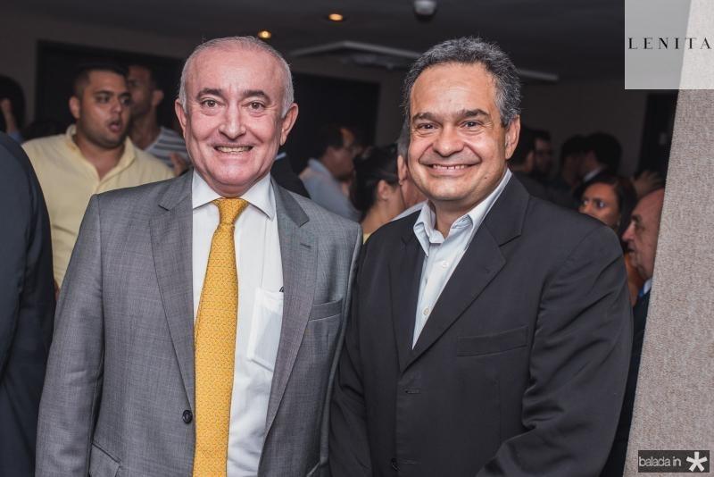 Gabriel Eufrasio e Paulo Henrique Lustosa