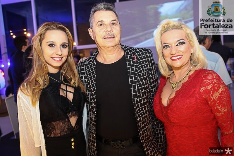 Ketlen, Vicente e Kedma Marino