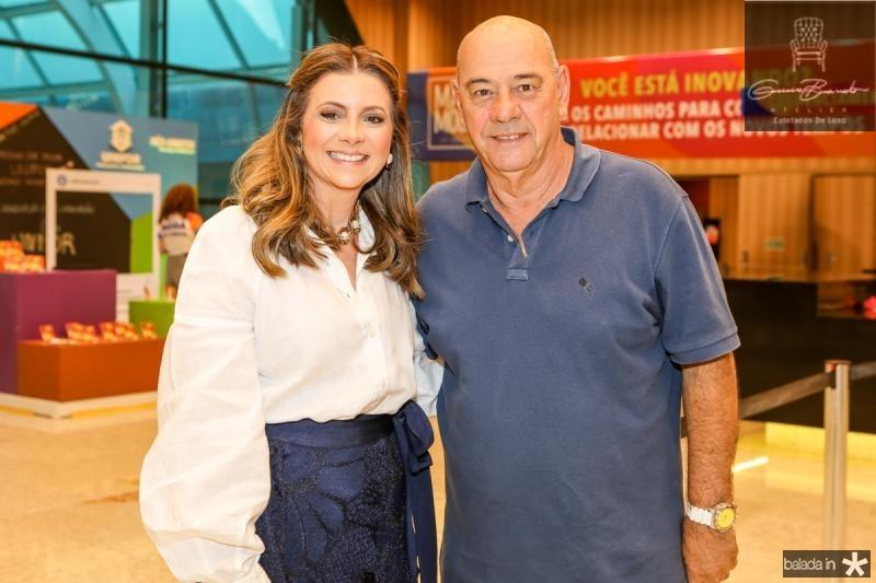 Emilia Buarque e Fernando Tarvessoni