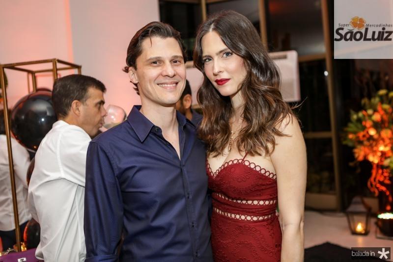 Eugenio e Marcela Porto