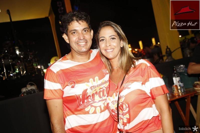 Victor e Raquel Ferreira