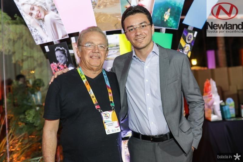 Henrique Bezerra e Fernando Helio Brito