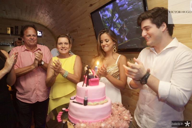 Aniversário de Fernanda Levy (
