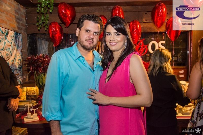 Humberto e Priscila Fontenele