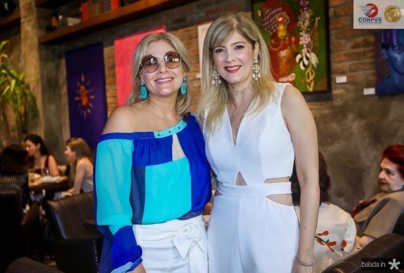 Roberta e Angela Bonorande
