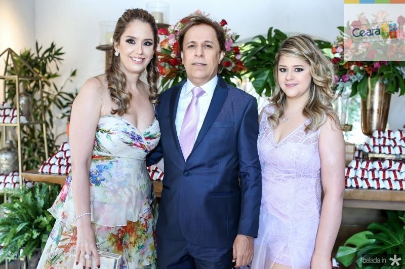 Patricia,Tom e Maria Cavalcante