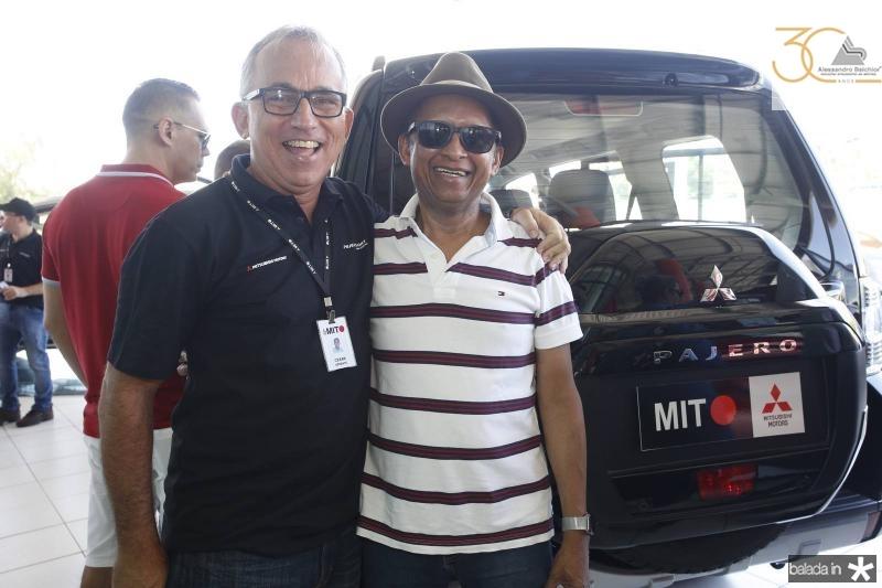 Cesar Giosef e Jorge Lima