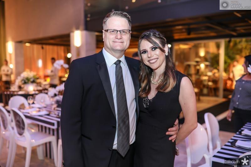 Dale Woldi e Tamara Cidade