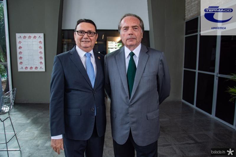 Carlos Rubens e Ermano Franck