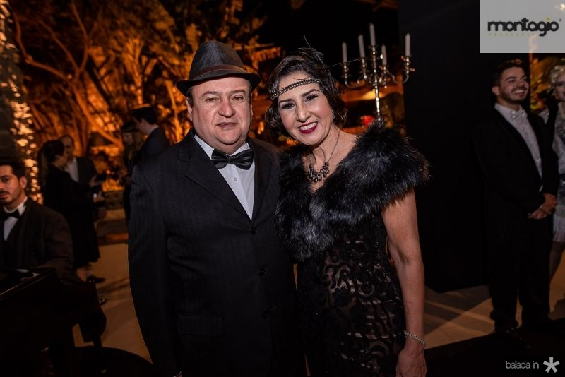 Cesar e Silvia Rego