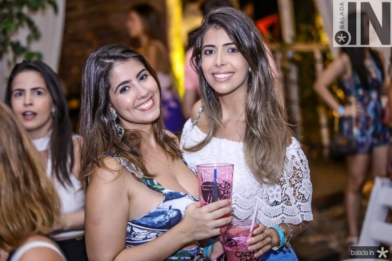 Maiara Avila e Jessica Nascimento