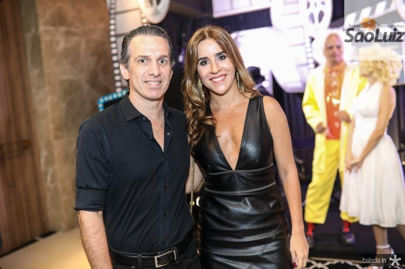 Luciano e Cintia Petri