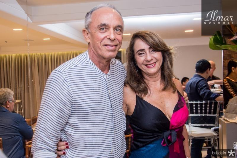 Claudio e Cristina Montenegro