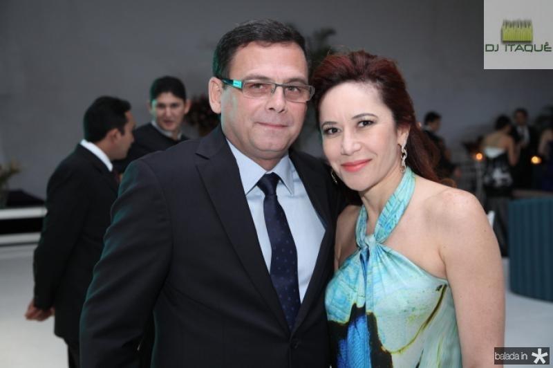 Eduardo Porto e Meire Torquato