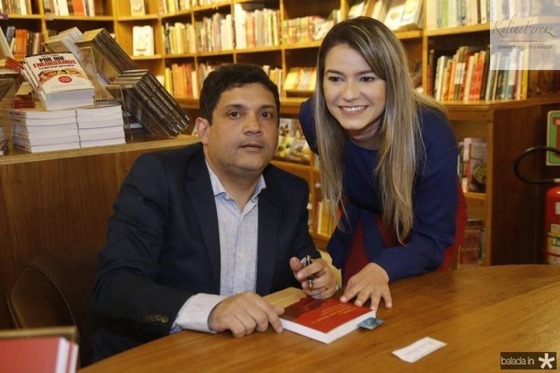 Bruno Queiroz e Brenda Ximenes