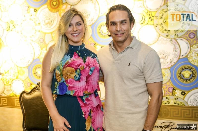 Genice Brandao e Loredan Dernutty