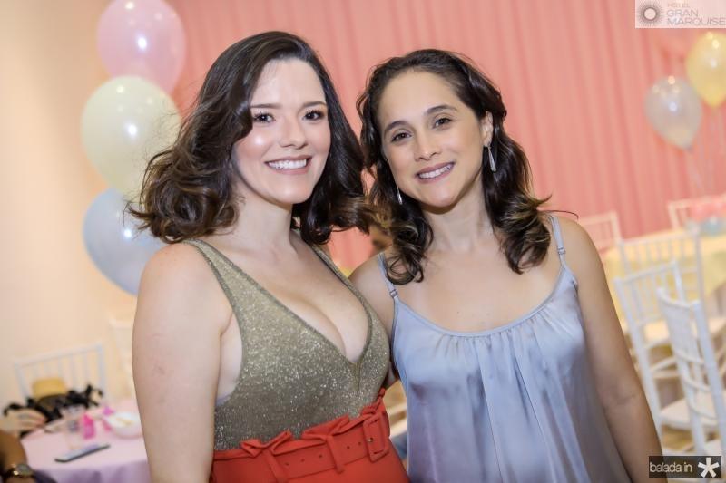Carolina Sampaio e Andrea Figueiredo