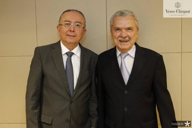 Antonio Jose Mello e Raimundo Viana