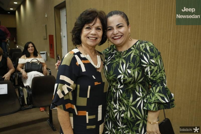 Candida Torres de Melo e Natalia Arruda