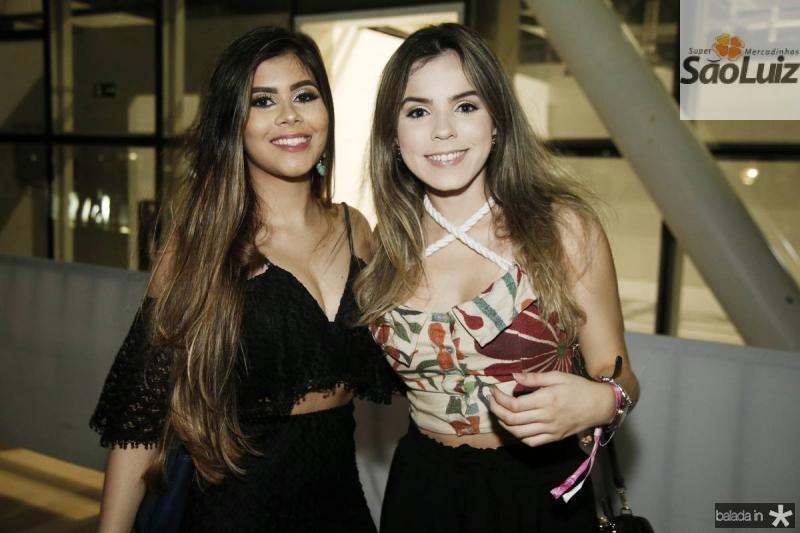 Leticia Linhares e Gabriela Freitas