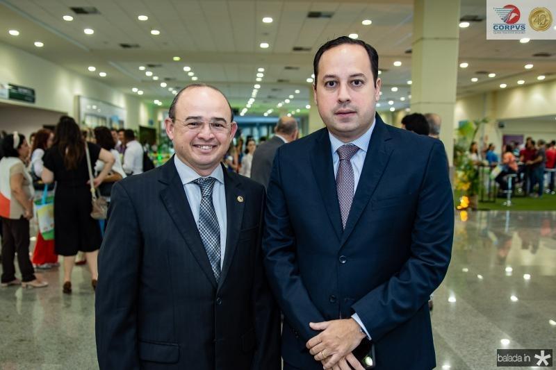 Sergio Aguiar e Sandro Camilo